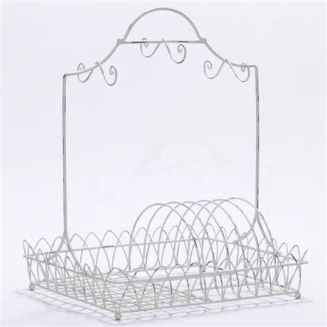 white wire dish rack world market