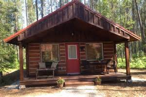 glacier national park vacation rental cabins for montana