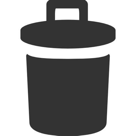 black-white android delete | Icon2s | Download Free Web Icons