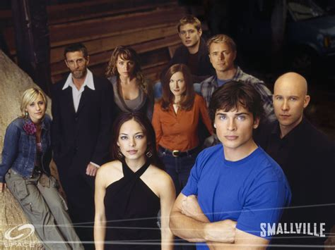 cast of cast of smallville smallville wallpaper 34487 fanpop