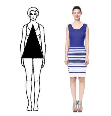 triangular shape celebrity styling tips body shapes and shape on pinterest