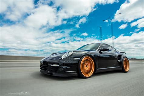 porsche 997 turbo porsche 997 turbo brixton forged wheels