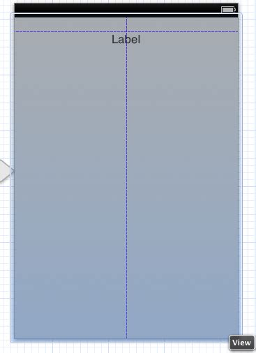 xcode layout guide an iphone ios 6 auto layout exle techotopia