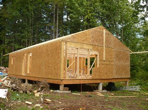 24x40 cabin building a small home 24x40 cottages and cabins shacks