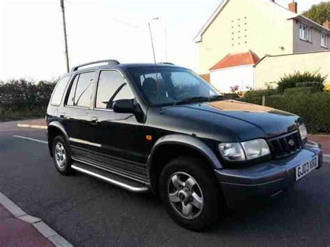 Kia 99 99 A Month 2003 Kia Sportage 2 0 Nmot Tax 52000