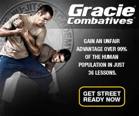 Gracie Combatives gracie jiu jitsu sales