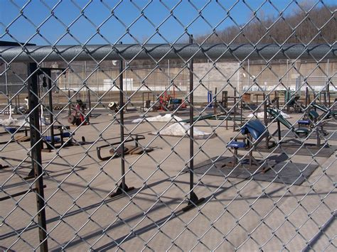 prison weight room state planning review of former fort prison tri states radio
