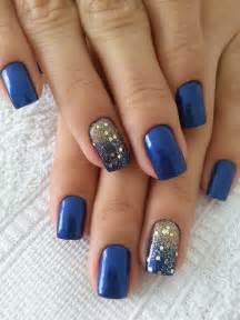 color nail designs sizzling blue color nail ideas for