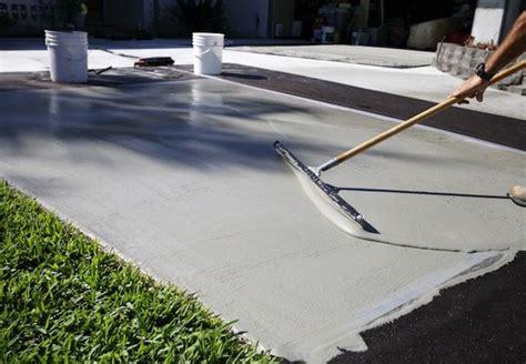 repair concrete patio 25 best ideas about driveway repair on diy