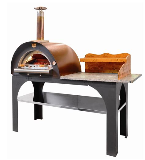 pizza oven for your garden small wood burning pizza ovens for your home house or villa