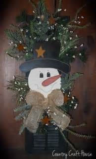 snowman shutter from country craft house