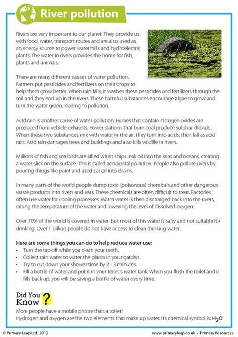 river thames ks2 resources river pollution primaryleap co uk