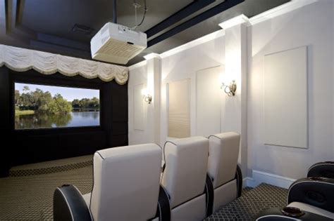 media room acoustic panels how to soundproof your home