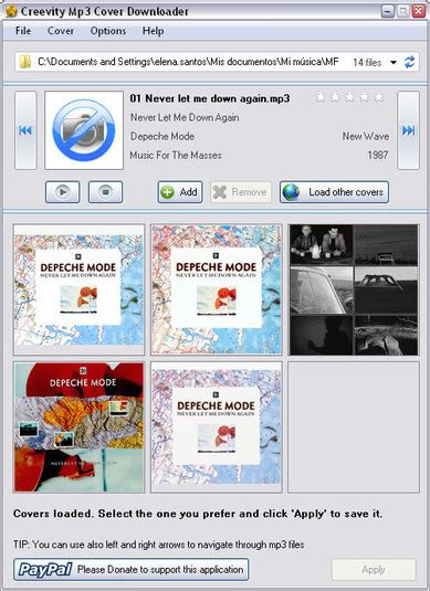 download mp3 with album art mp3 cover downloader download