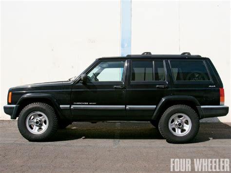 xj budget lift 129 1001 01 o jeep xj lift kit jeep xj