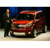 Image 2007 Gm Chevrolet Trax Concept 001 Size 1024 X
