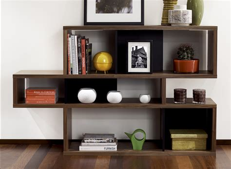 mix bookcase contemporary furniture bookcases