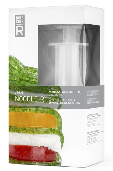spaghetti cuisine mol馗ulaire kit cuisine mol 233 culaire vegan noodle r spaghetti