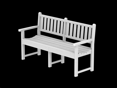 traditional bench traditional 60 quot garden bench