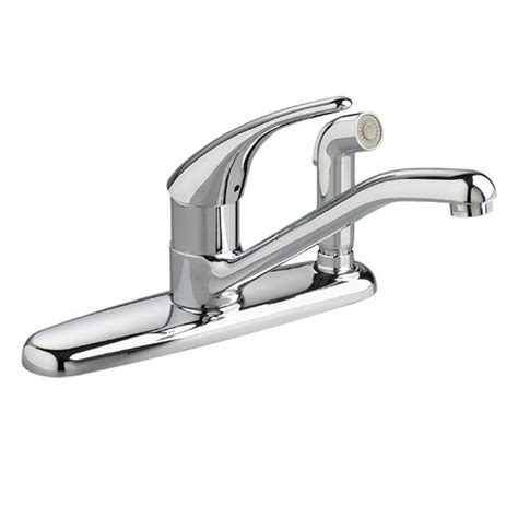 kitchen faucets standard standard colony single handle standard