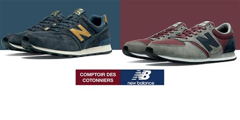 comptoir des cotonniers x new balance collection automne