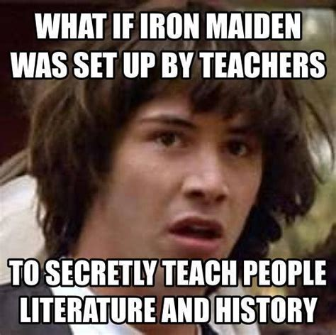 Iron Maiden Memes - iron maiden on twitter quot hide we ve been rumbled http