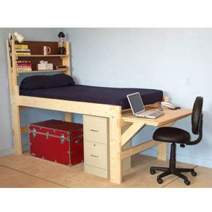 hi riser bed rent a solid wood all sizes high riser bed usm rollaway beds shipped within 24 hours