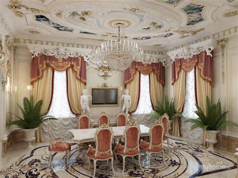 design of interior decoration classic interior design style classicism style