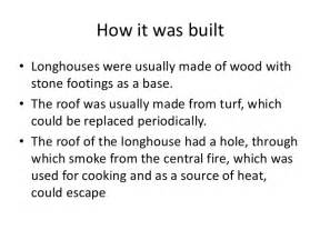 What Is A Sitting Room Used For - viking longhouses