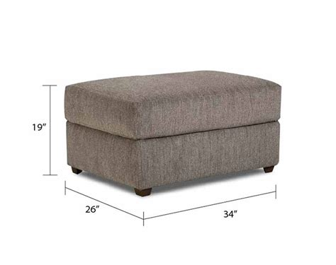 two sectional sofa gray 2 grandstand flannel two