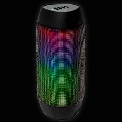 led light up speakers sound reactive light up led bluetooth speaker
