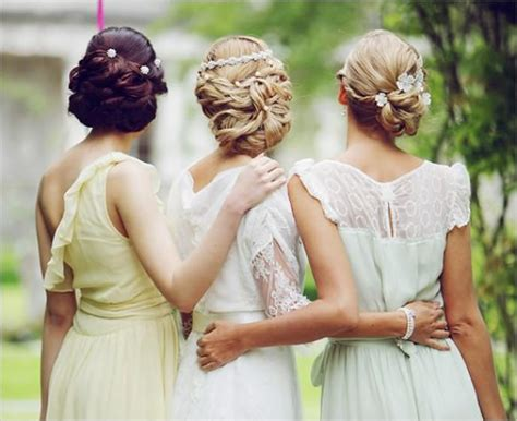 bridesmaid hairstyles ideas and hairdos breathtaking wedding updos gorgeous prom updo ideas