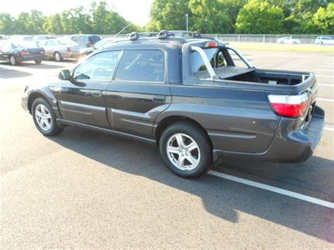automobile air conditioning repair 2005 subaru baja regenerative braking sell used 2005 subaru baja rare find in great cond awd all pwr a c roof no issues nice car in