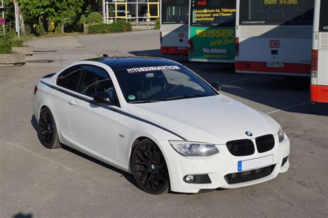 Folie Autodach Kosten by Tobi S E92 Bmw 1er 2er Forum Community