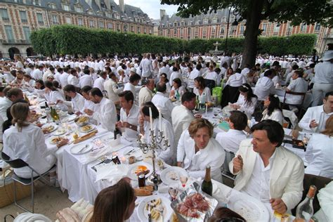 The Secret Of Blanc 10 things to about diner en blanc picnic coming to