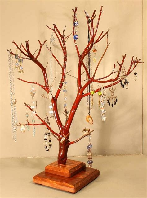 how to make tree of jewelry jewelry tree jewelry