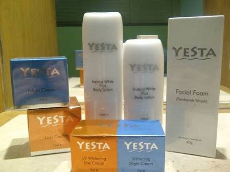 Krim Wajah Yesta distributor yesta