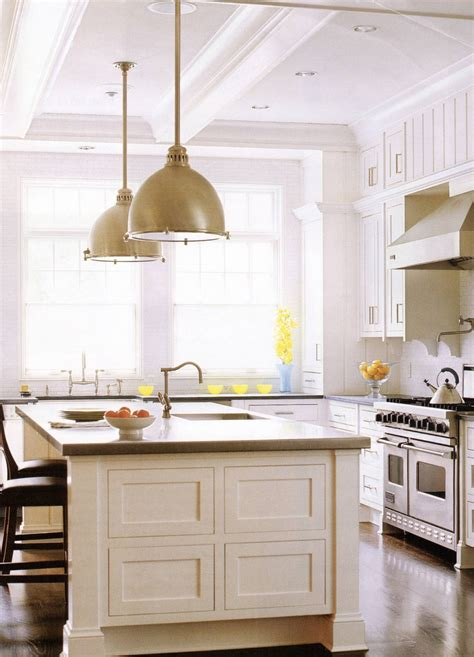 Light Fixtures Kitchen Island by Kitchen Cabinets Island Shelves Cabinetry White Walnut
