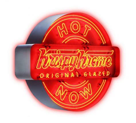 Krispy Kreme Light by Krispy Kreme To Give Away Free Doughnuts For A Year