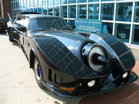 lamborghini hummer batmobile 敵を追いかけるには車体が長すぎるリムジン バットモービル gigazine