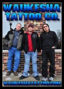waukesha tattoo company pictures for waukesha company in waukesha wi 53186