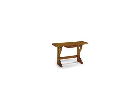 tavolo consolle allungabile legno tavolo legno consolle allungabile arte povera