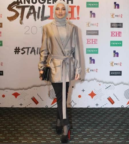 Celana Panjang Wanita Bian senarai penuh pemenang anugerah stail eh 2017