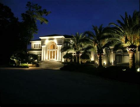 Landscape Lighting South Florida Orlando Landscape Lighting Contractor Orlando Florida