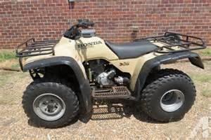 Honda Trx 300 1999 Honda Fourtrax 300 Atv For Sale In Bosco Louisiana