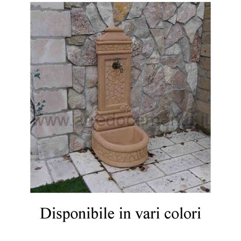 rubinetti per fontane esterne fontane esterne da giardino in promozione fontana a