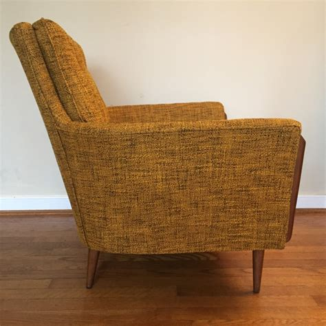 vintage mid century lounge chair   style  adrian pearsall epoch