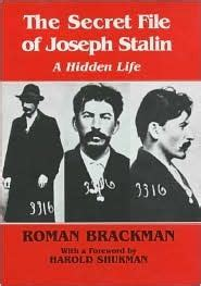 the secret file of joseph stalin a by
