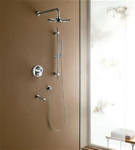 Concealed Rain Shower Mixer Set A2699   Concealed Bath