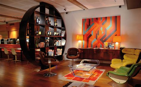 70s living room vintage interior design the nostalgic style